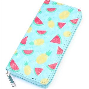 Other - Summer wallet, pineapple wallet & watermelons